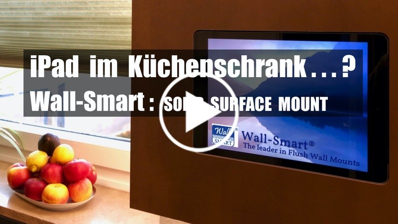 WALL-SMART: Solid Surface Mount